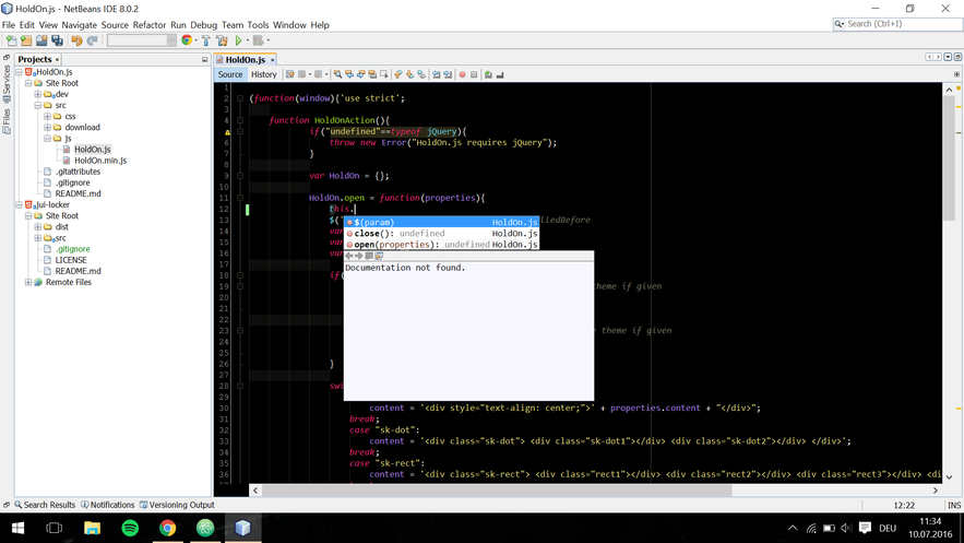 Top 7 Best Free Web Development Ide For Javascript Html And Css Our Code World