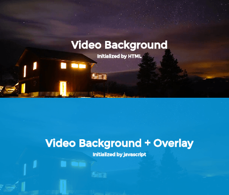 Top 5 Best Javascript Video Background Plugins Our Code World